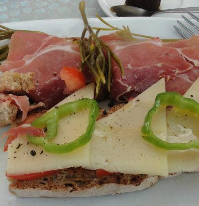 Pamboli – kanapka po majorkańsku