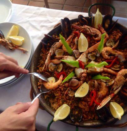 Paella – smak tradycji