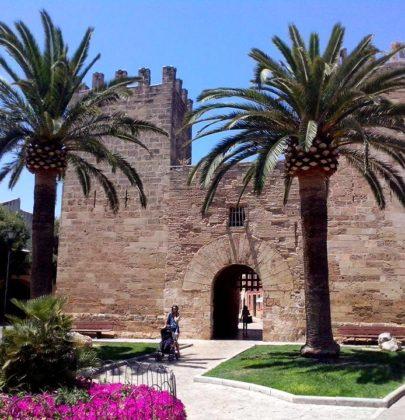 Alcudia – Stare miasto na Majorce