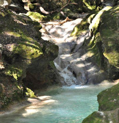 Wodospady Salt des Freu
