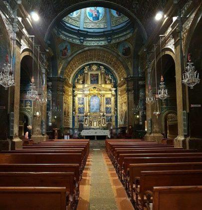 Lluc i historia pewnego klasztoru na Majorce