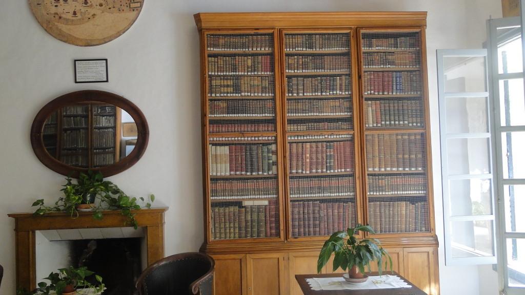 biblioteka alfabia