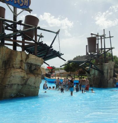Parki wodne na Majorce – Western Water Park i Aqualand