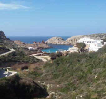 Minorka – wyspa zieleni i błękitu