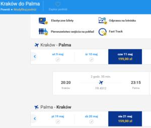 Kraków - Palma 5