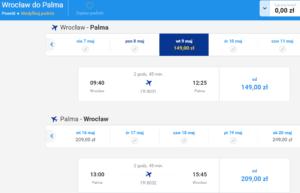 Wrocław - Palma 11