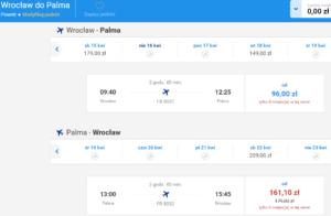 Wrocław - Palma 6