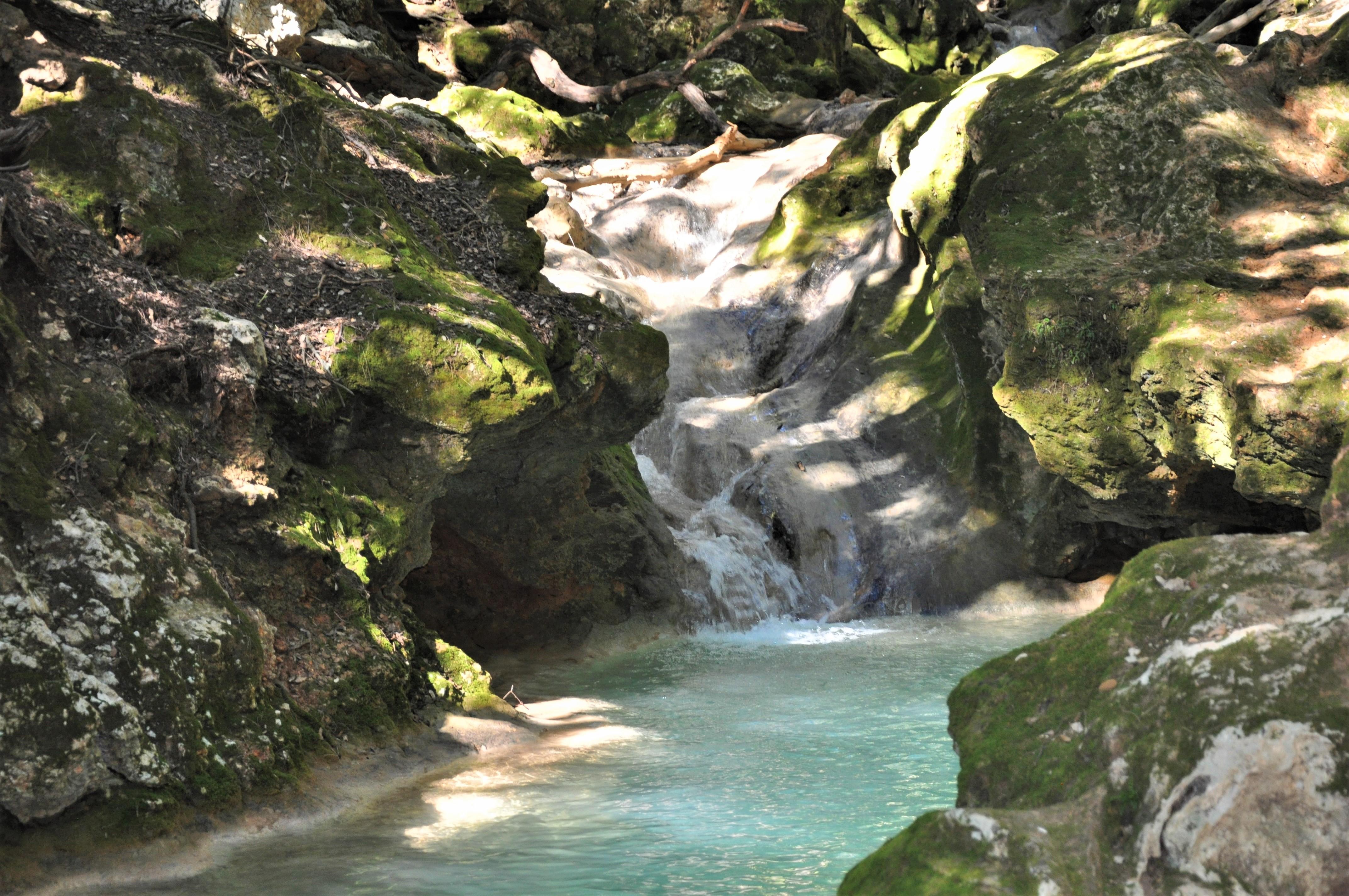 wodospady salt des freu na majorce