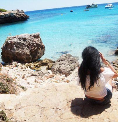 Cala Morlanda, czyli plaża na Majorce inna niż wszystkie