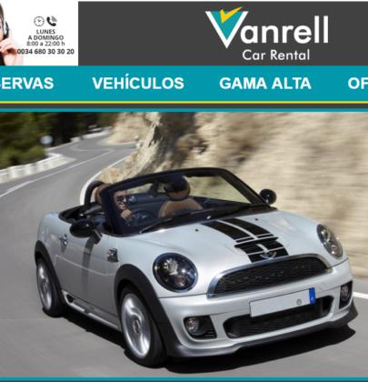 Wynajem samochodu na Majorce – Vanrell