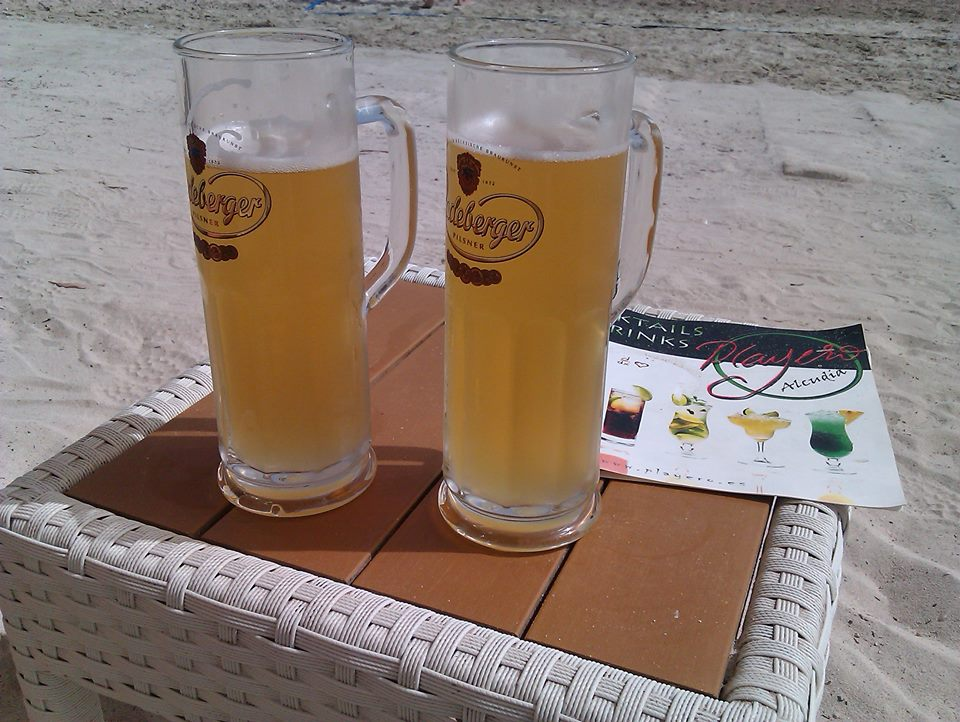 piwo na majorce