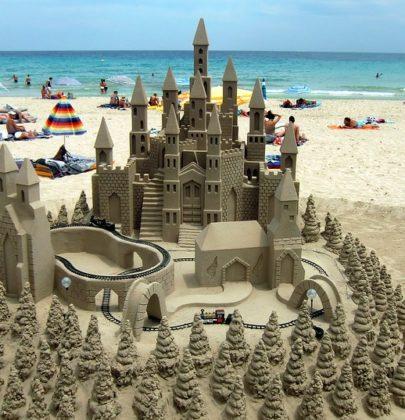 Cala Millor – piaszczysta plaża na wschodnim wybrzeżu Majorki