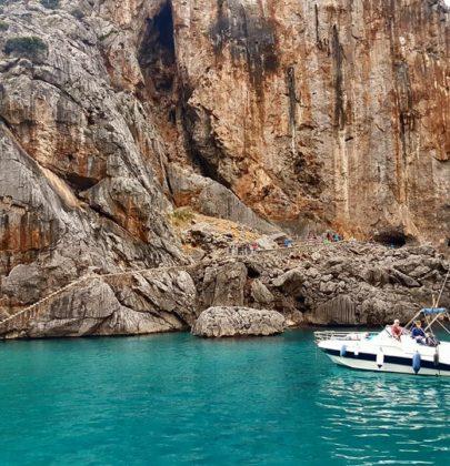 Rejs łodzią po zatoce Alcudii – Mallorca Boat Hire