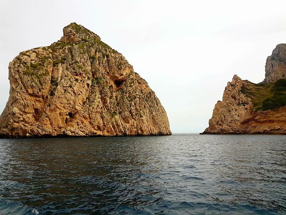 majorka - skały