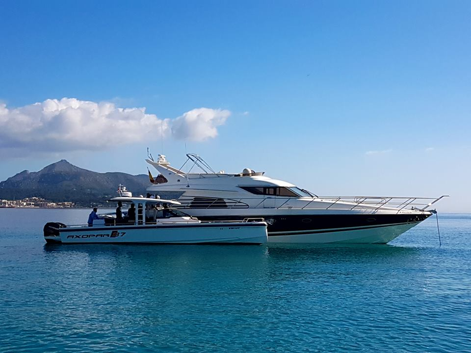 wynajem łodzi na majorce mallorca boat hire