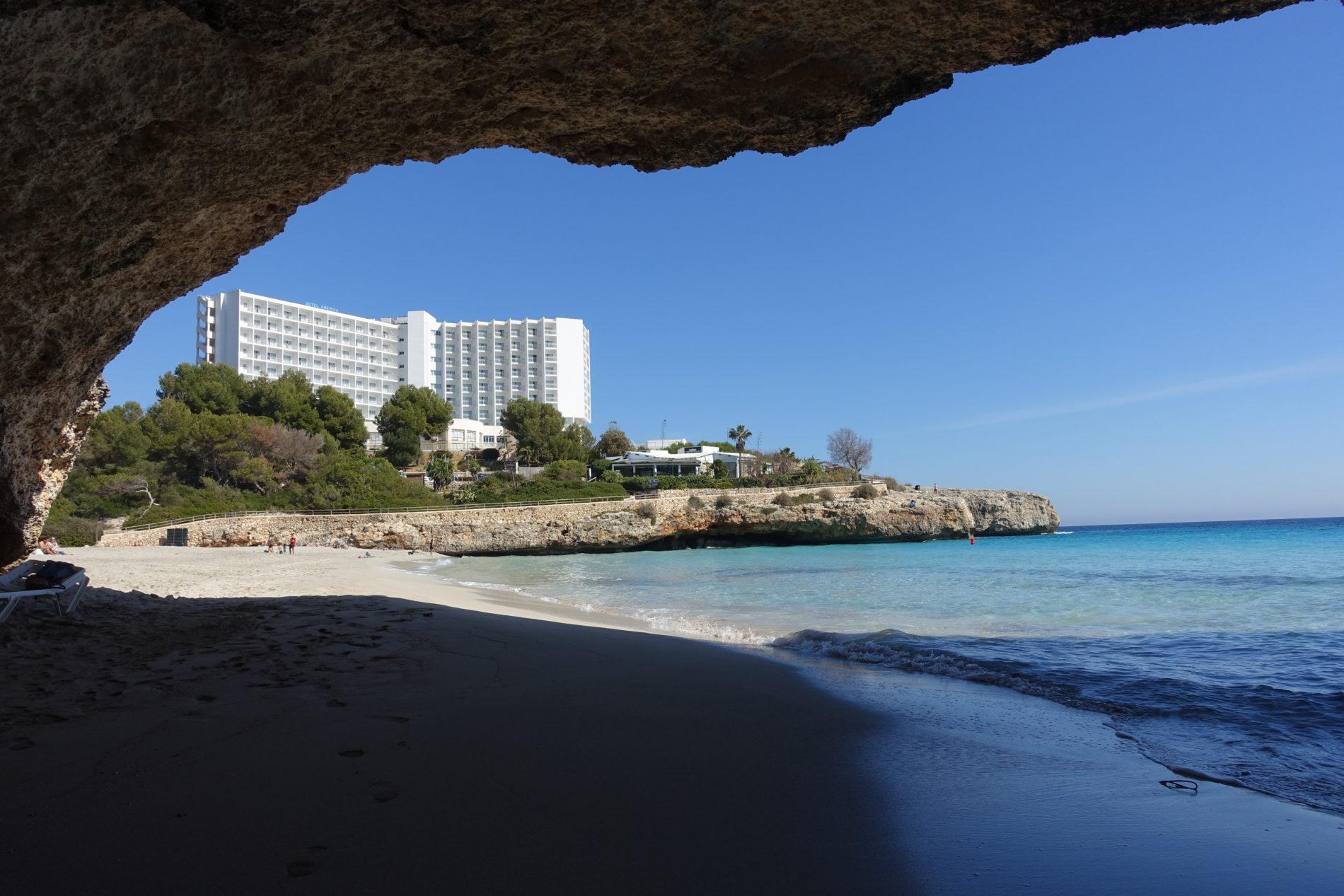 najpiekniejsze plaze na majorce