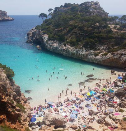 Calo des Moro, czyli rajska plaża na Majorce