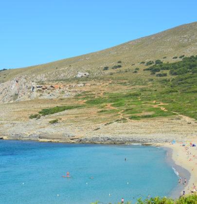 Cala Mesquida – piaszczysta plaża na Majorce