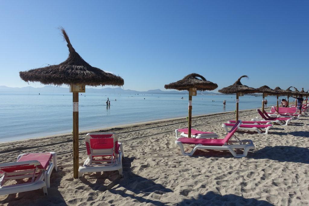 najładniejsze plaże na majorce