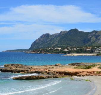 Es Mal Pas – piaszczysta plaża na Majorce