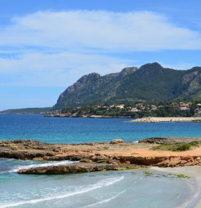 Es Mal Pas – plaża na Majorce