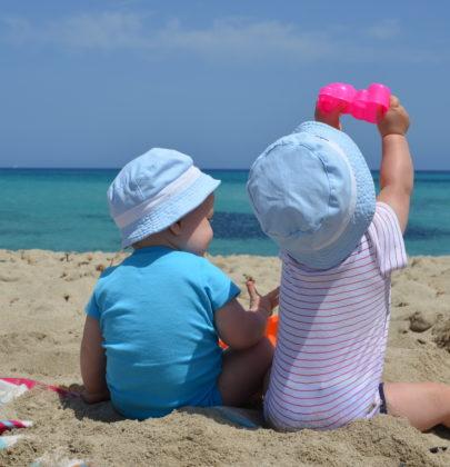 Niezbędnik małego plażowicza, czyli wakacje z dzieckiem