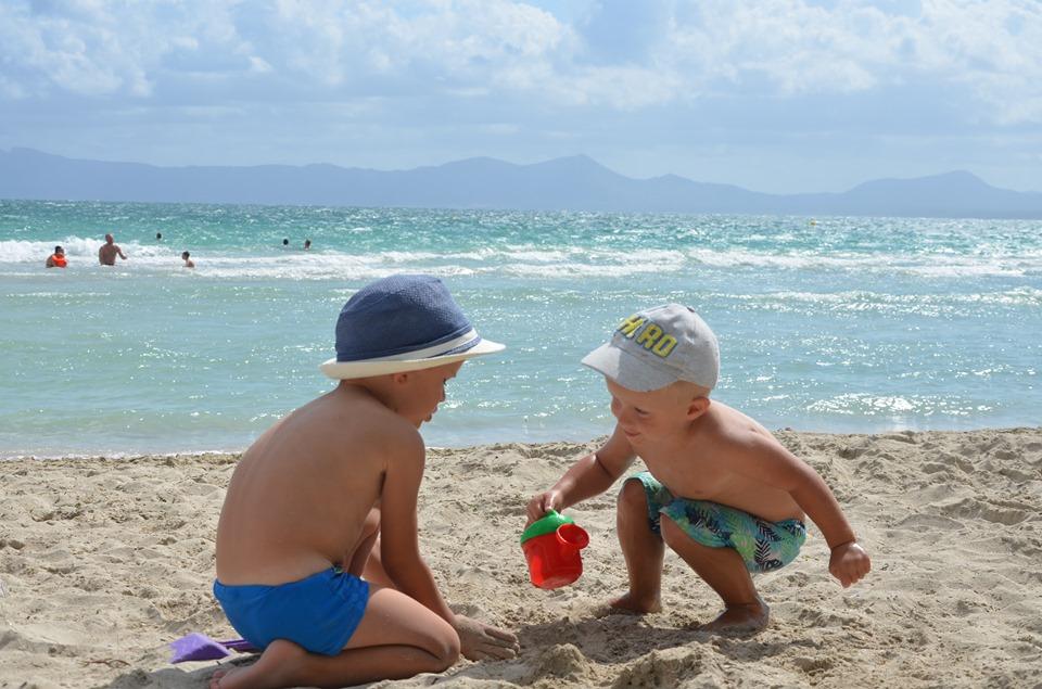 wakacje na majorce z dziećmi