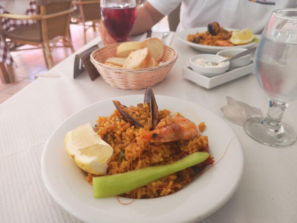 gdzie zjesc w port alcudia