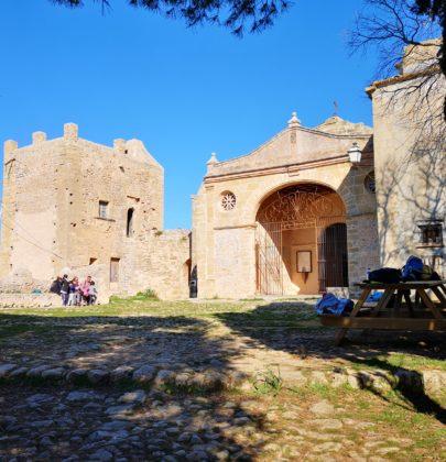 Puig de Maria – wzgórze z widokiem na miasto Pollenca
