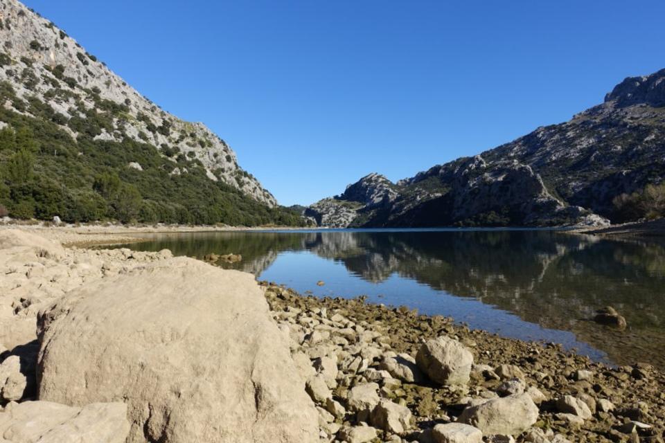 jezioro cuber majorka