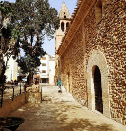 Son Servera – stare miasto na Majorce