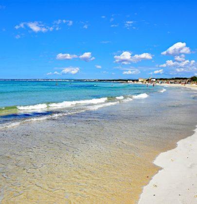 Es Trenc – dziewicza plaża na Majorce