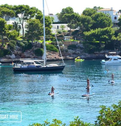 Cala Ferrera – plaża dla ceniących wygodę