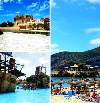 Zwiedzanie południowo-zachodniej Majorki